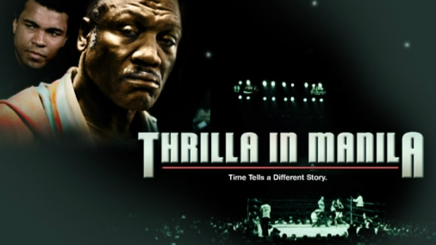 Poster for Thrilla in Manila