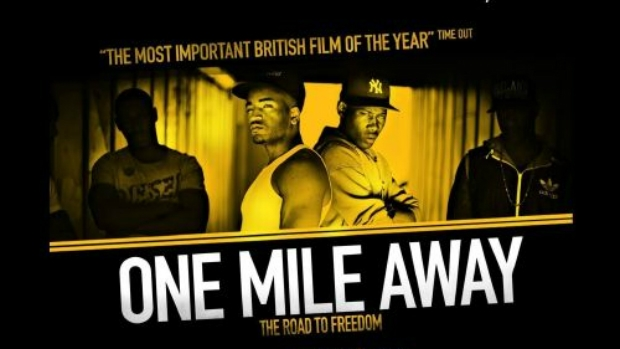 Poster for One Mile Away